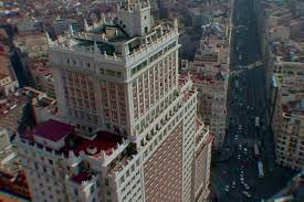 Edificio España, un documental de Víctor Moreno