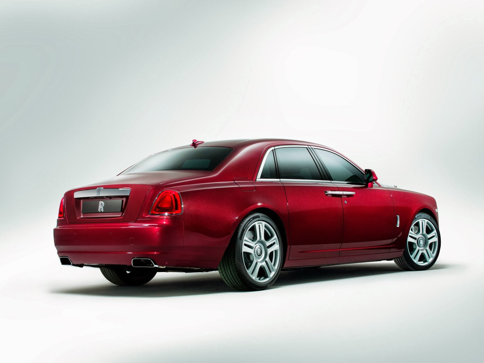 2014 Rolls Royce Ghost Series II