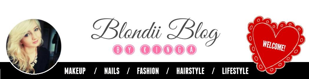 Blondii BLOG