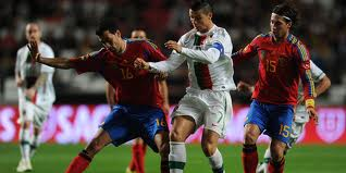 Spain vs Portugal Predictions June 28, 2012