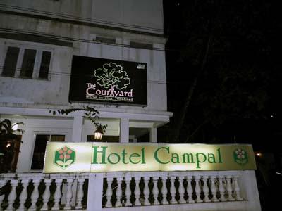 Hotel Campal Goa