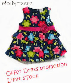 Offer Rm 18 per pcs Mc Dress And Sara Dress