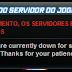 World Online - Servidores off / Novamente! [Atualizado]