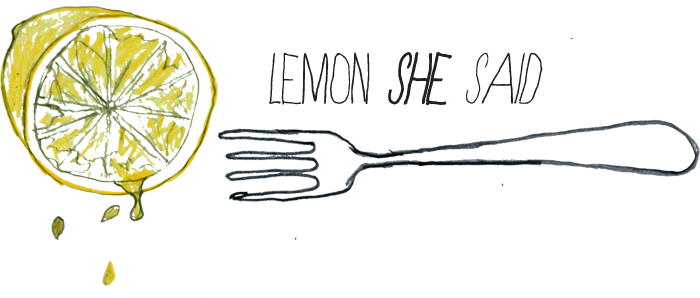lemon, she said