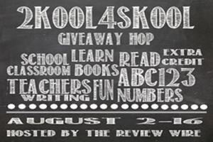2Kool4Skool Giveaway Hop
