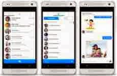 Facebook confirmó que eliminará el chat de su app móvil para obligar el uso de Facebook Messenger