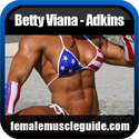 Betty Viana - Adkins IFBB Pro Female Bodybuilder Thumbnail Image 7