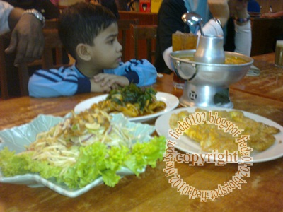 My life is not easy as 1 2 3 menu alissara thai cuisine for Alissara thai cuisine puchong