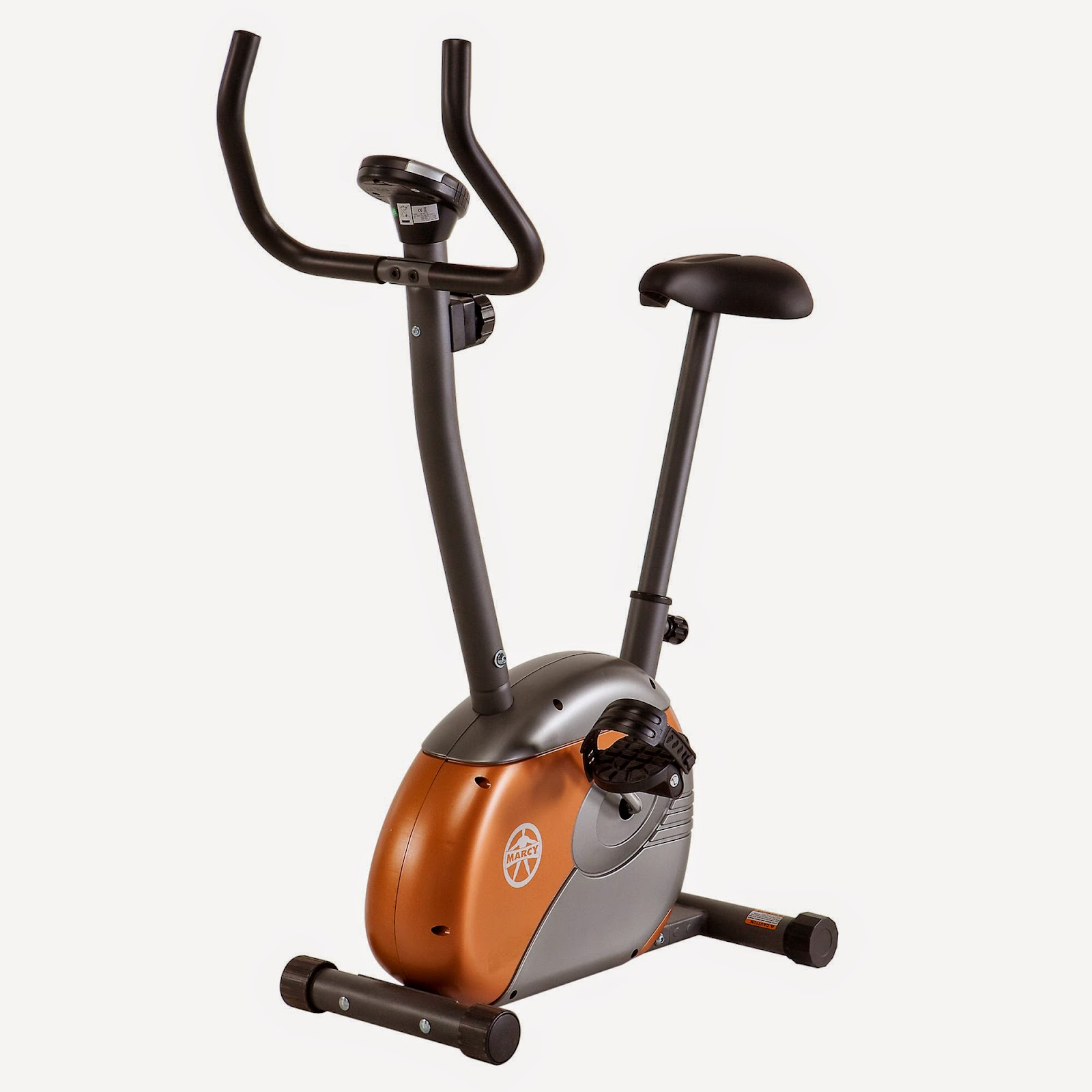 marcy me708 upright magnetic exercise bike review features 8 levels of magnetic resistance