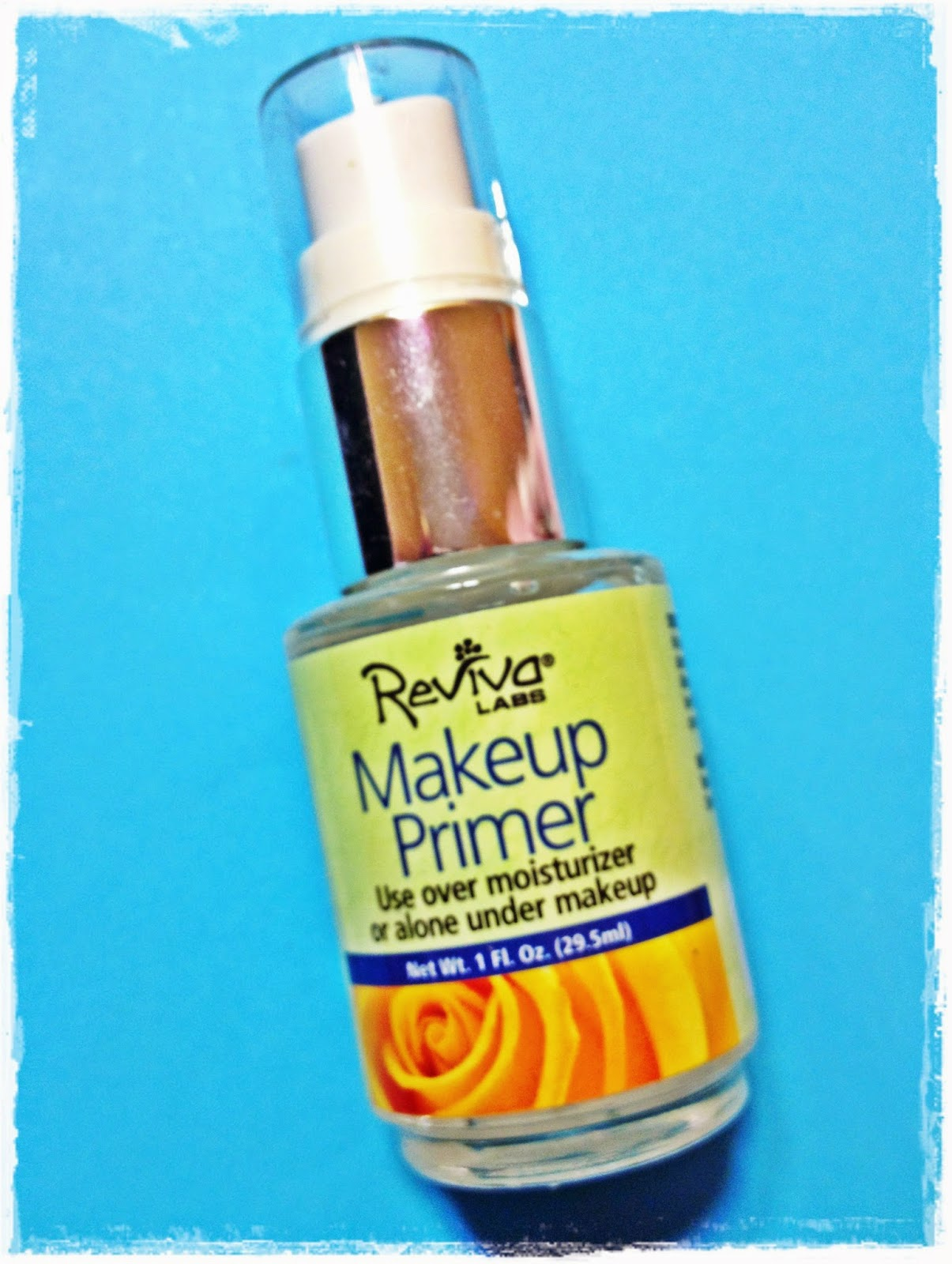 reviva labs makeup primer