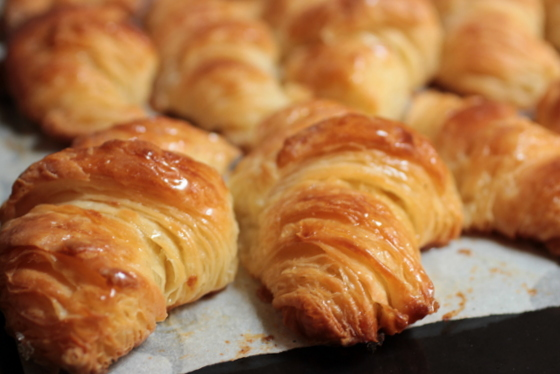 French (all butter) Croissants | Vintage Kitchen Notes