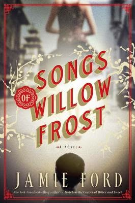 Jamie Ford, Songs of Willow Frost