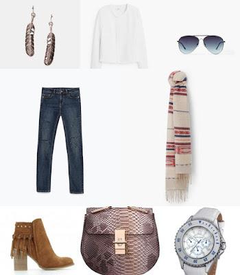 Saldos, Bijuteria, brincos, Lenços e écharpes, calças boyfriend, Ganga, Relógios, Casacos, Óculos, Botas,