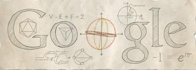 Google Rayakan Ulang Leonhard Euler