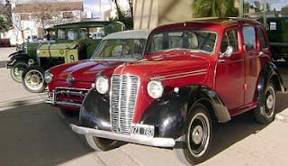 seguros coches antiguos exposicion