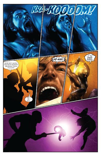El origen de He-Man comics descargar gratis full