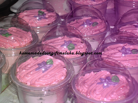 Cupcake Doorgift Melaka
