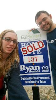 Ryan Homes Lot Selection