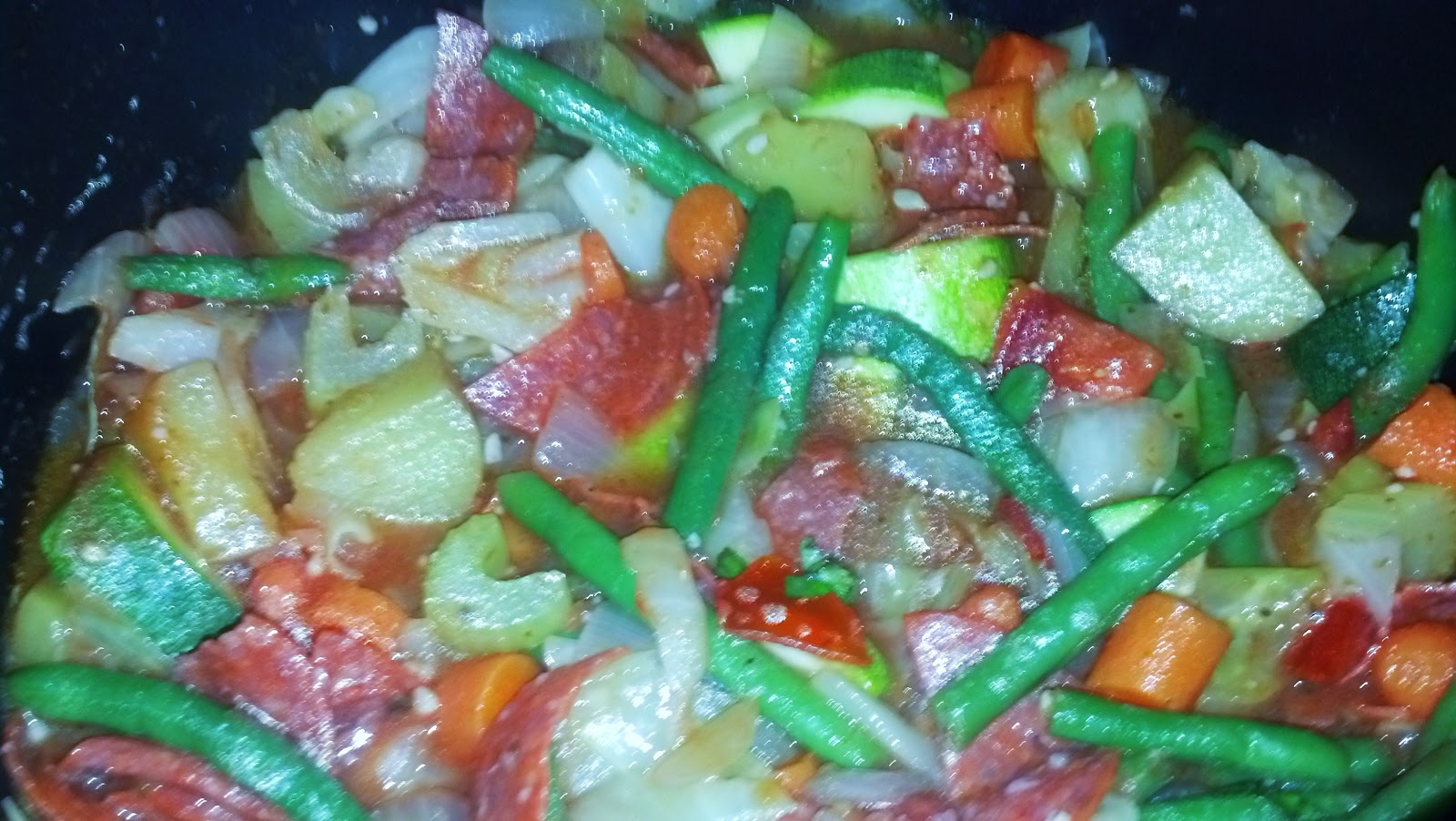 Italian Vegetable Stew | Welcome to Mama Mary's Kitchen