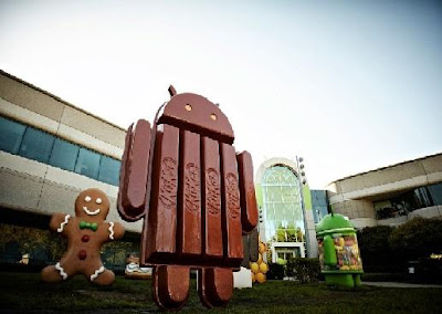 Android 4.4 KitKat podría ser presentado el 11 de Noviembre-noticia-android-Torrejoncillo