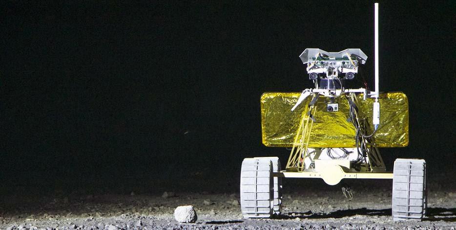 """""""Andy"""" rover. Credit: cmu.edu"""