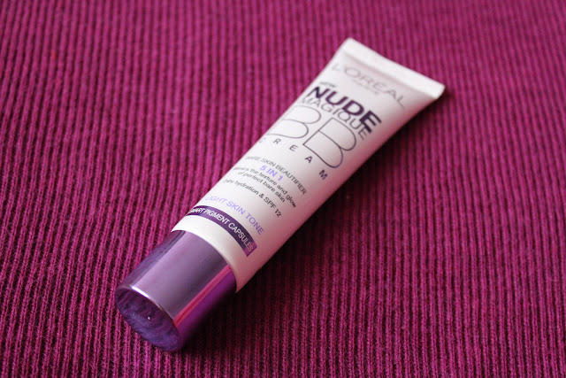 L'oreal Nude Magique BB cream - light skin tone