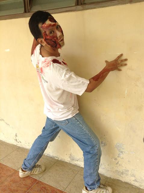 gambar seram, gambar hantu, gambar zombi