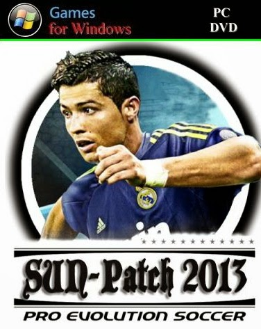 Download Free New Update PES 2013 Sun Patch Version 4.0