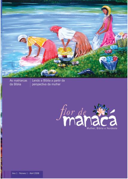 Revista Flor de Manacá - Edição 1
