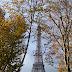 La Tour Eiffel en automne