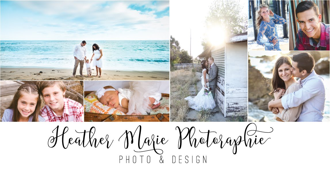 Heather Marie Photographie - Southern California Wedding and Portrait Photographer