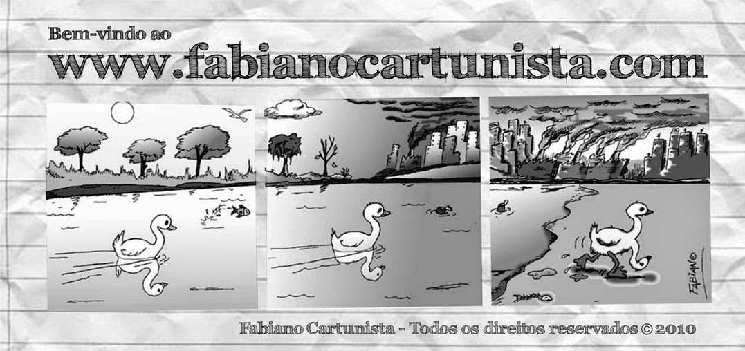 Fabiano Cartunista