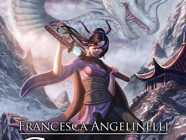 #Segnalazione prossima uscita: #Chariza. Il soffio del vento di Francesca Angelinelli: a dicembre in libreria