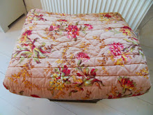 Franskt gammalt täcke