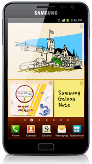 Android 4.0 ICS Coming to Samsung GALAXY Note (AT&T), GALAXY S II and GALAXY S II Skyrocket