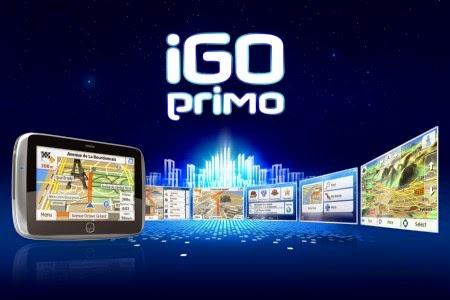 Download Navegador GPS iGO Primo Android Junho de 2014 igo primo 6