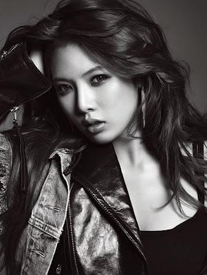 Gangnam Style Actress Hyuna