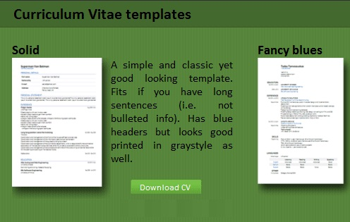 cv format for freshers. best cv format for freshers.