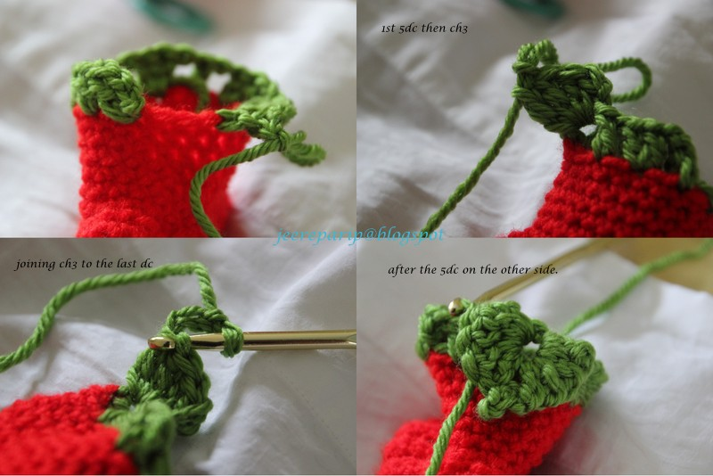 Learning To Write Tutorial For The Chilielf Crochet Baby Shoes
