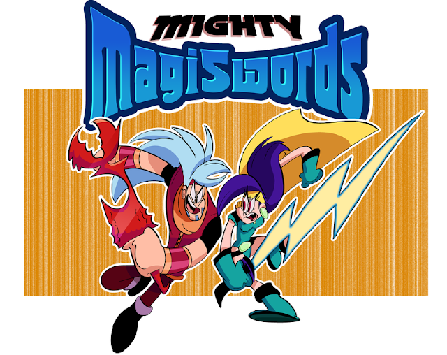Mighty Magiswords Cartoon Network US Show|Promo |Story |Title Song |Summer Holiday Special