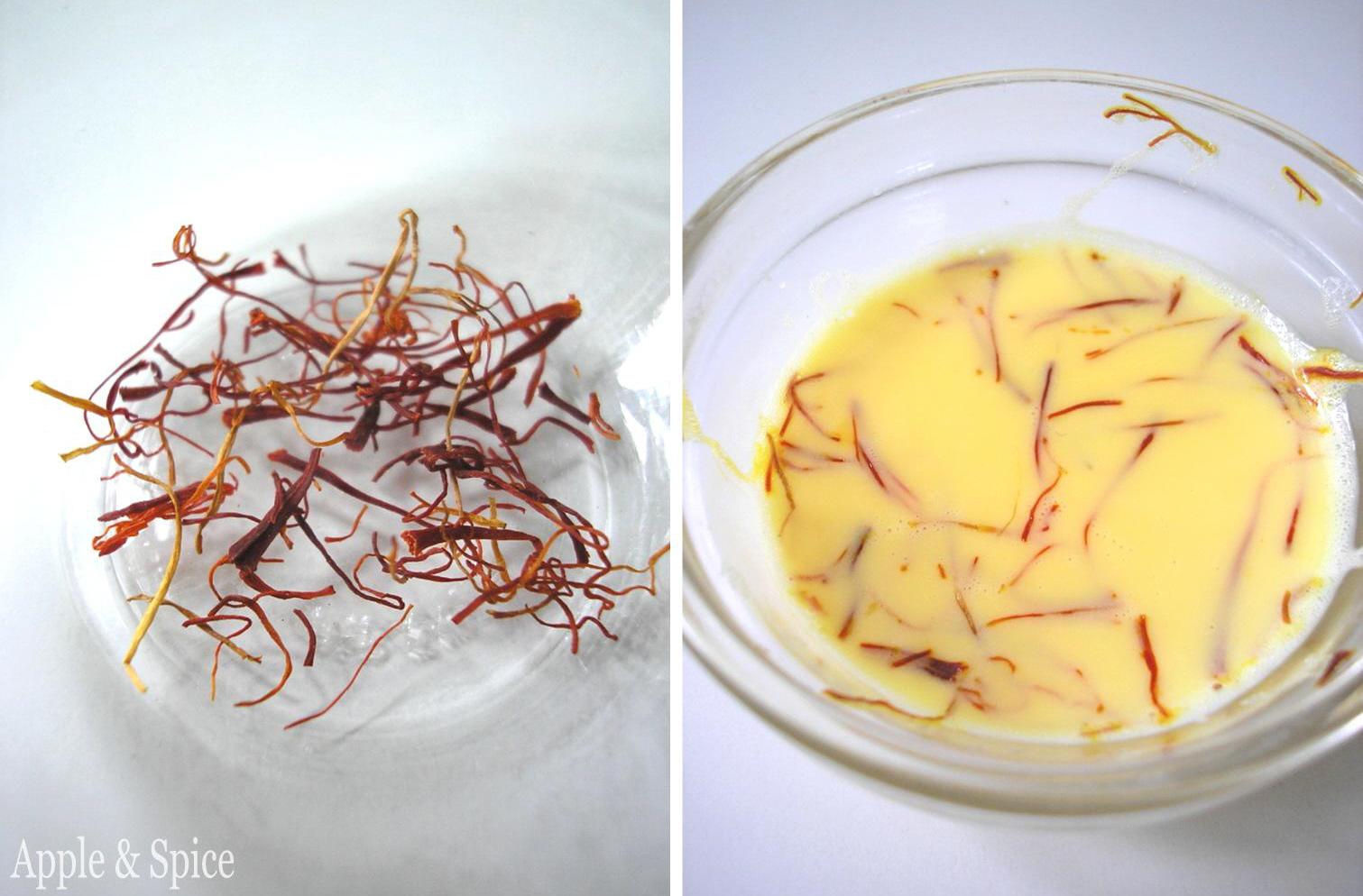 Apple & Spice: Kulfi Inspired Pistachio, Saffron ...