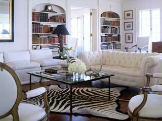 Add In The Zebra Rug And You Have A Trendy New Look. Part 50