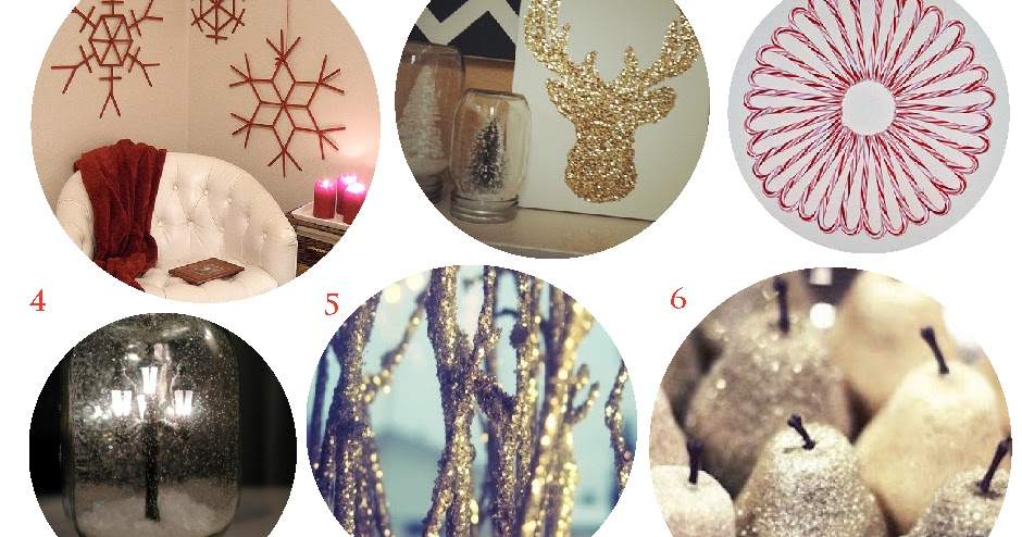 The Luckiest 9 Cute Diy Christmas Decorations