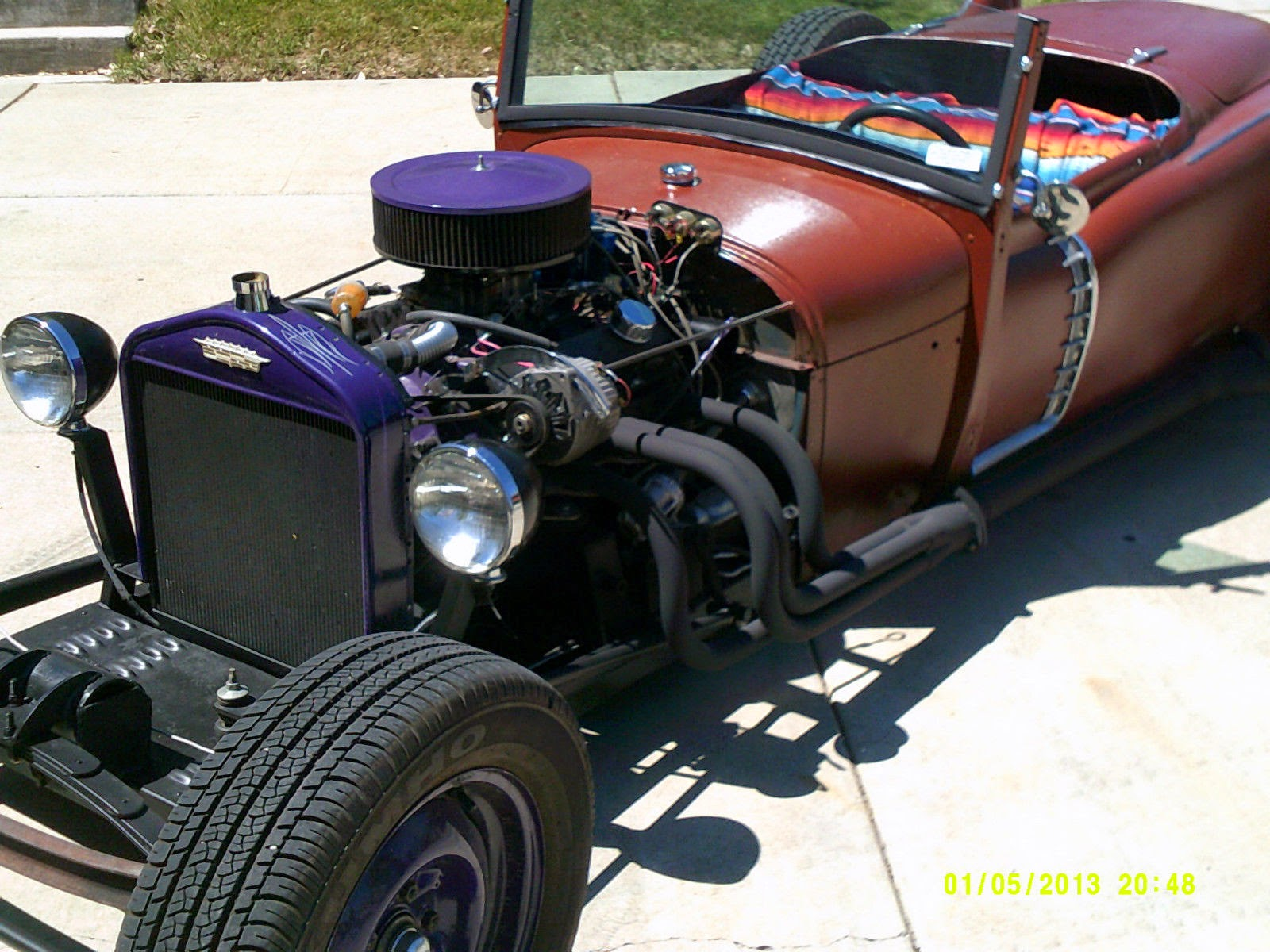 Daily Turismo: 5k: Ratillac Hot Rod: 1928 Ford Model A