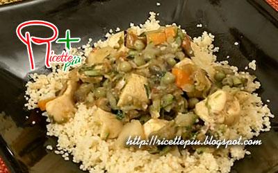 Cous Cous Verdure e Pollo di Cotto e Mangiato