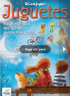 juguetes el corte ingles navidad 2012