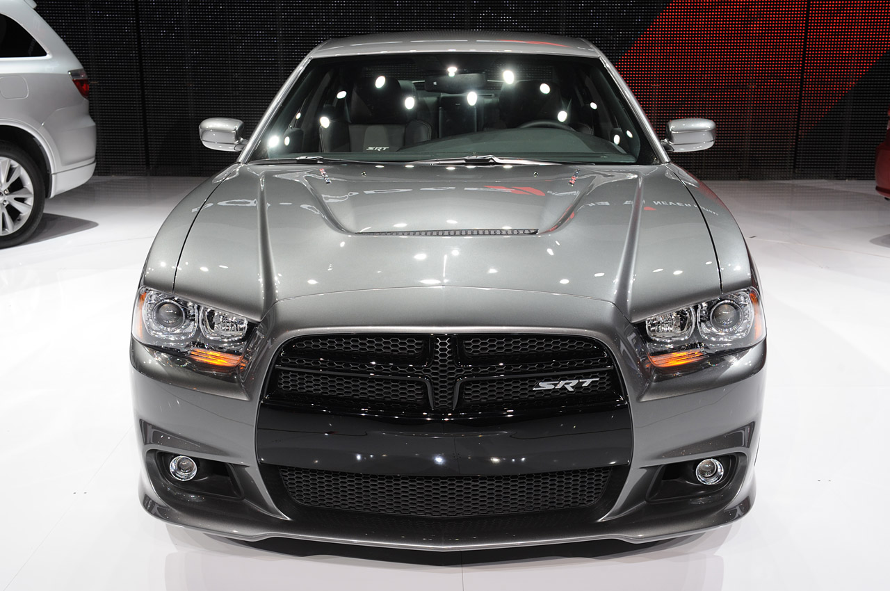 Auto Accessories: Dodge Charger SRT8 is Back.