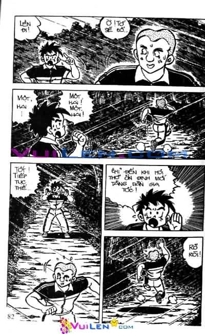 Jindodinho - Đường Dẫn Đến Khung Thành III Tập 30 page 82 Congtruyen24h