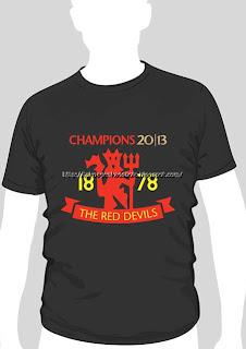 kaos bola Champion 20 MU