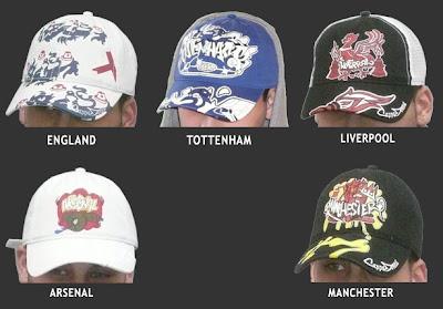 Graffiti Caps